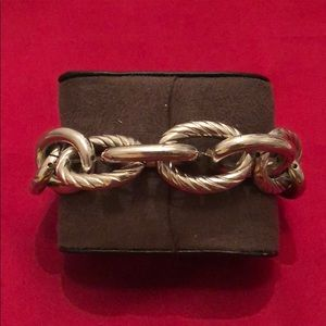 Jewelry - FREE with purchase/Large Chain Link Bracelet